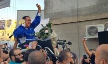 شفاعمرو: استقبال الأبطال لإياد شلبي بعد الإنجاز الأولمبي في طوكيو