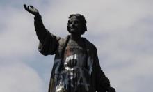 المكسيك: تمثال لامرأة من السكان الأصليين محلّّ نصب كولومبوس