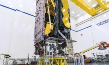 """""""ناسا"""" تحدد موعد انطلاق تلسكوب جيمس ويب"""