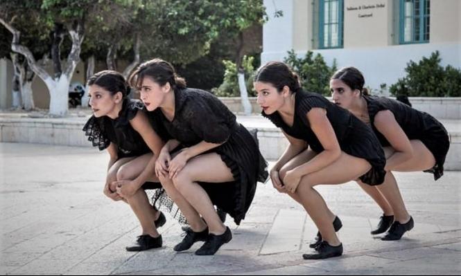 ثلاثيّة شادن أبو العسل... أسئلة الرقص في الحيّز العامّ