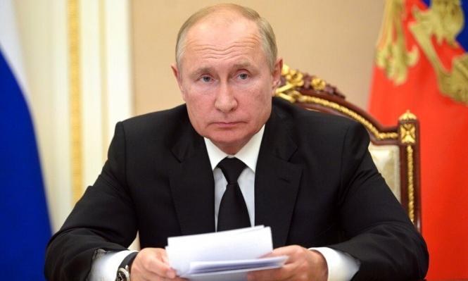 الكرملين: بوتين يخضع لحجر صحي