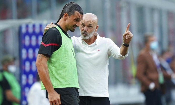 إبراهيموفيتش يغيب عن مواجهة ليفربول