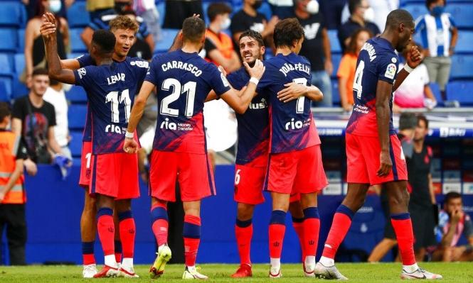 رابطة الليغا تعلن موعد مباراة برشلونة وأتلتيكو