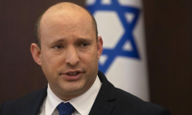 """بينيت: تسوية طويلة الأمد في غزة أو اللجوء لـ""""بدائل أخرى"""""""
