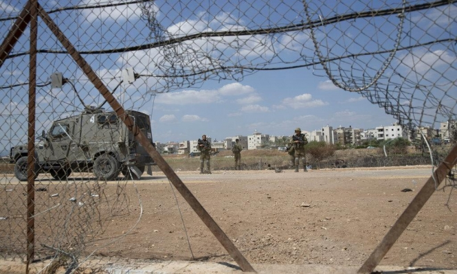 الاحتلال يعتقل 18 فلسطينيا ويواصل البحث عن كممجي وانفيعات