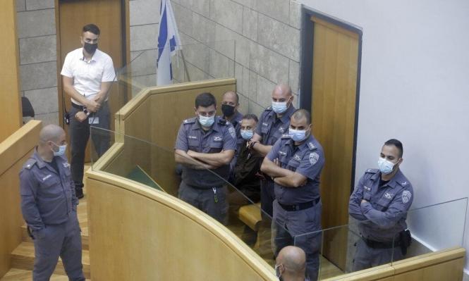 الأسيران عارضة يلتقيان بمحاميهما: الاحتلال يحاول مساومة محمد بتهم أمنيّة