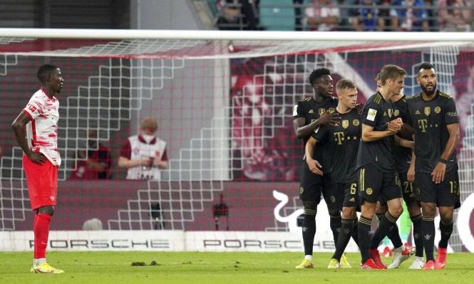 دوري الأبطال: بايرن ميونخ يسقط برشلونة بثلاثية