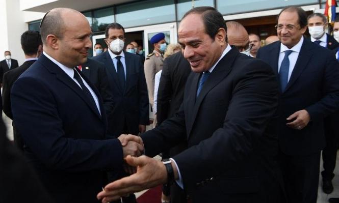 سياسة الوساطات: مصر تسعى لعلاقات أميركية وإسرائيل تريد تهدئة بغزة
