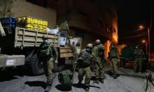 إصابات بالاختناق خلال اقتحام قوات الاحتلال ليعبد