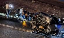 النقب: مصرع شاب وإصابة آخرين بحادث سير