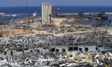 تسببت بانفجار مرفأ بيروت: ضبط شحنة من نيرات الأمونيوم في لبنان