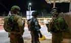اعتقال كممجي وانفيعات: الاحتلال نفذ عملية