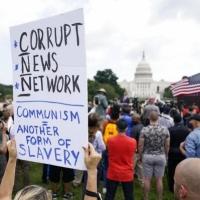 دعما لمنفذي عملية الكابيتول.. أنصار ترامب يتظاهرون بواشنطن