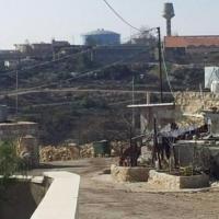 غانتس بصدد إلغاء تصاريح بناء في خربة بيت زكريا