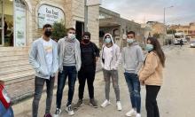 كورونا المجتمع العربي: 60 بلدة حمراء وأكثر من 11 ألف إصابة في أسبوع