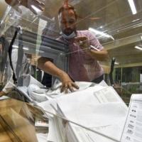الانتخابات الروسية: حزب بوتين يعلن فوزه وسط مزاعم بالتزوير