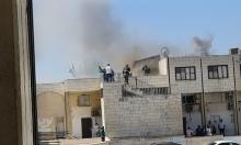 اتهام موظف في بلدية شفاعمرو بحرق مركزية كاميرات المراقبة