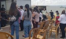 طمرة: 610 إصابات و46 وفاة بكورونا لغاية اليوم