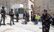 سلطات الاحتلال تغلق المسجد الإبراهيميّ
