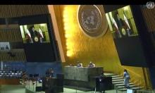 """الرئيس الإيراني: نؤيد إجراء مفاوضات حول النووي تفضي إلى رفع """"كل العقوبات"""""""
