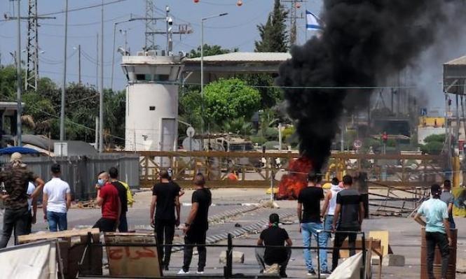 جنين: الاحتلال يقرر فتح حاجز الجلمة بدءا من الأربعاء