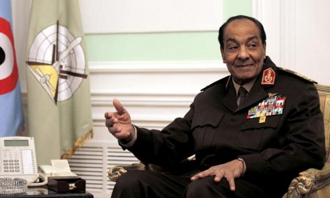 وفاة وزير الدفاع المصري الأسبق المشير محمد حسين طنطاوي