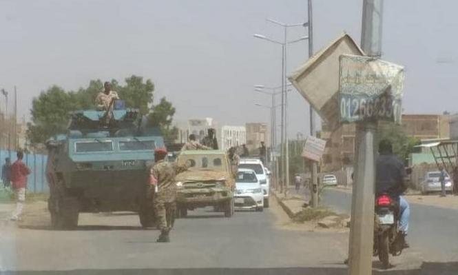 """السودان: """"انقلاب فاشل"""" في محاولة للسيطرة على مقر الإعلام الرسمي"""