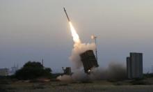 """التمويل الأميركي لصواريخ """"القبة الحديدية"""": حل موضعي وليس جوهريا"""