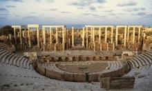 """ليبيا: آثار لبدة المنسية """"روما أفريقيا"""""""