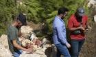 فلسطينيون يعثرون على سجل لعمليات الاحتلال قرب بدو