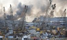 تعليق التحقيق بانفجار مرفأ بيروت