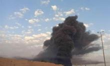 مصرع عنصرين جرّاء الحريق في أحد مراكز الحرس الثوريّ الإيرانيّ