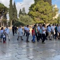 تفريغ الأقصى من الفلسطينيين وتخصيصه لاقتحامات المستوطنين