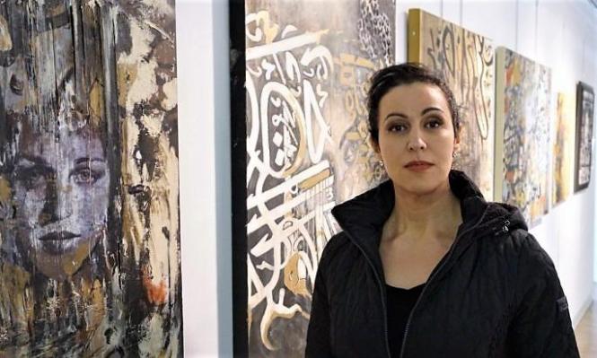 منال ديب: فلسطين قاعدتي الروحيّة، وبرسمِها أرسم ذاتي | حوار