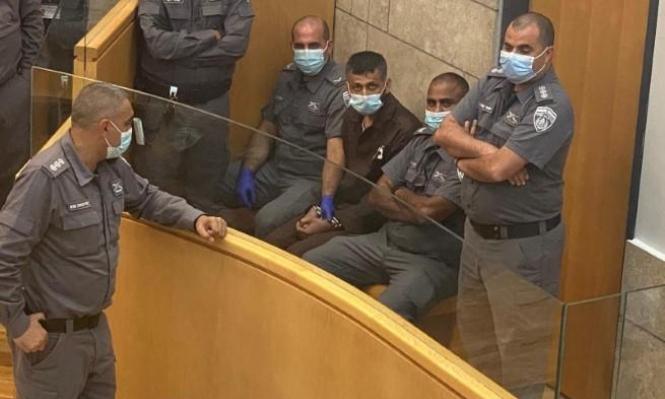 عملية الجلبوع: الأسير محمد العارضة يبدأ إضرابا مفتوحا عن الطعام