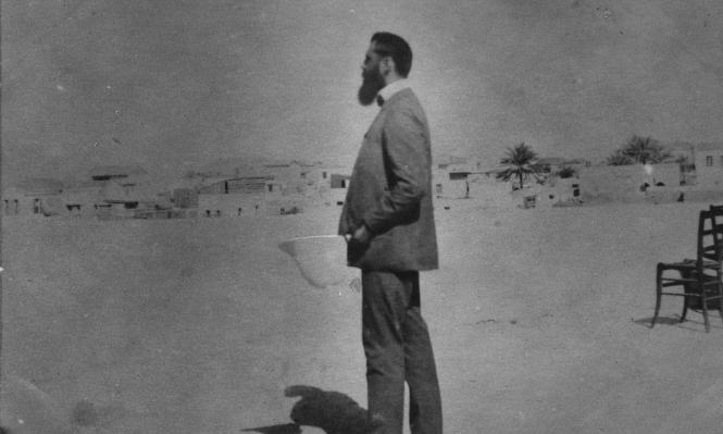 صورة هرتزل مع قيصر ألمانيا: قصّة أوّل تزييف إعلاميّ صهيونيّ
