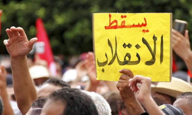 """تونس:نقابة الصحافيين تحذّر من """"تكميم الأفواه"""" وتدعو سعّيد لضمان الحريات"""