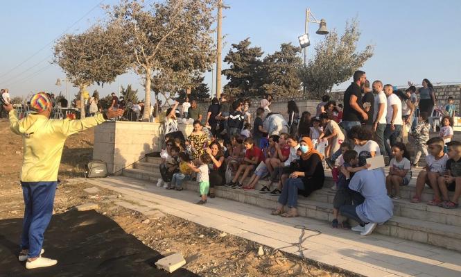 مئات المشاركين بفعاليات لإعادة تخطيط الحيّز العام في الناصرة