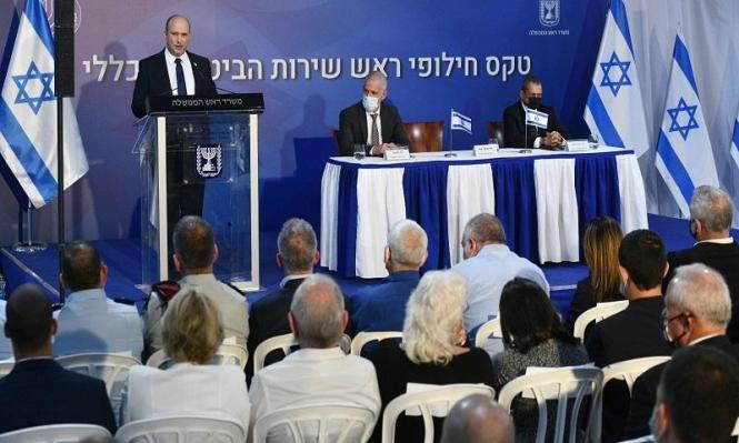 رئيس الشاباك الجديد: لن نقف جانبا إزاء العنف بالمجتمع العربي