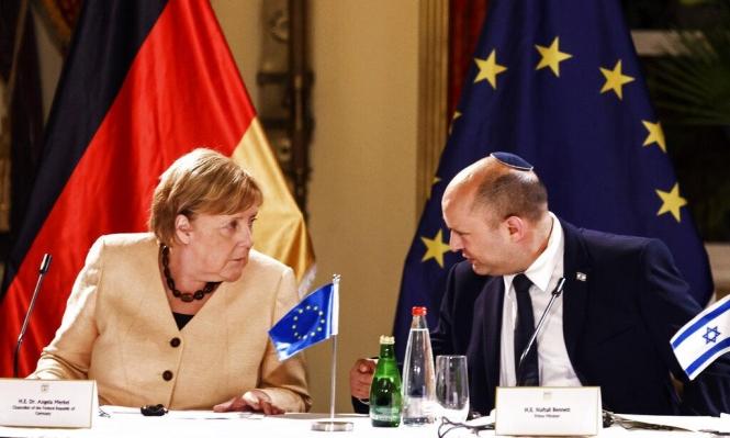 عين إسرائيلية على سياسة ألمانيا