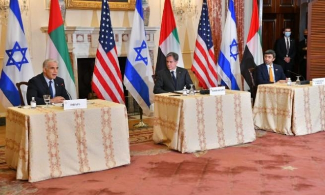 """لبيد: تأخير المفاوضات تقرب إيران من النووي؛ بلينكن: جاهزون للجوء إلى """"خيارات أخرى"""""""