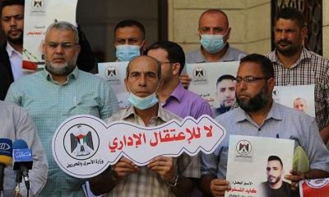 """250 من أسرى """"الجهاد الإسلاميّ"""" يشرعون بإضراب عن الطعام"""