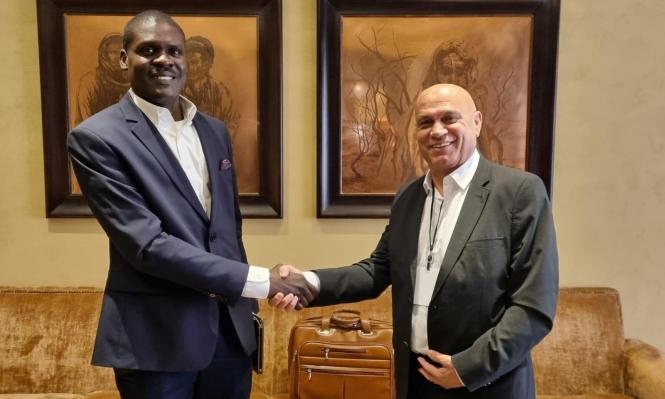الخارجية السودانية تحتج على لقاء وزير العدل بوزير التعاون الإقليمي الإسرائيلي