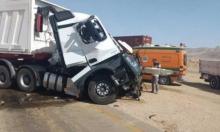 حوادث مصر: مصرع 19 شخصا جراء اصطدام شاحنة بحافلة ركاب