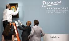 بيع أعمال لبيكاسو بأكثر من 108 ملايين دولار