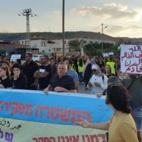 جرائم القتل في المجتمع العربي: تواطؤ الشرطة وفقدان السيطرة