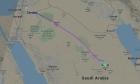 تقرير: طائرة إسرائيلية تحط في الرياض بعد مكوثها في عمّان