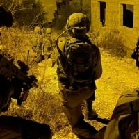 تدريب إسرائيلي يحاكي قتالا على جبهة غزة